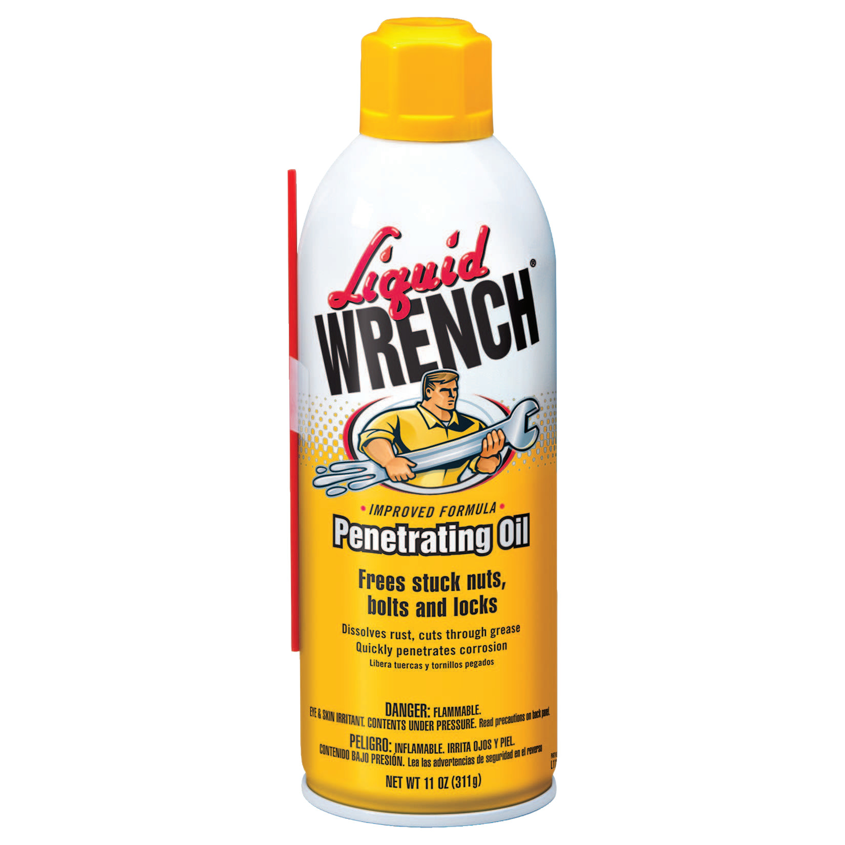 Radiator Specialty Liquid Wrench Super-Penetrants, 11 oz, Aerosol Can