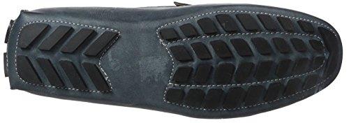 Zanzara Men's Pucci Driving Loafer, Marine, 8 M US