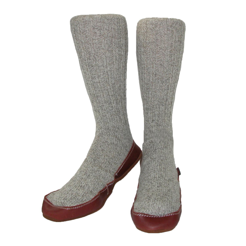 Image of Acorn Men's Wool Sock Slippers