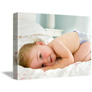 11x14 Same-Day Faux Photo Canvas