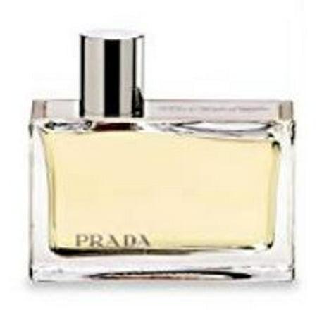 Prada Amber Eau De Parfum Spray for Women 1.7 oz Ambre Eau De Parfum