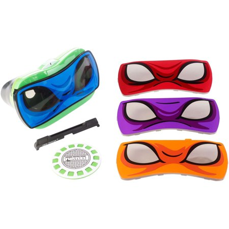 View-Master Teenage Mutant Ninja Turtles VR Viewer And Experience Pack