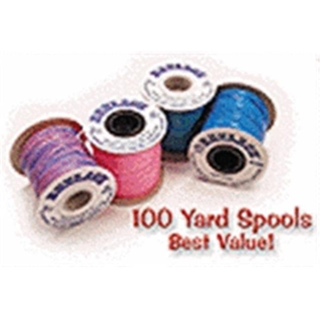 Rexlace RX10039 0.09 In. X 100 Yard Gimp Spool, Multi Sparkle