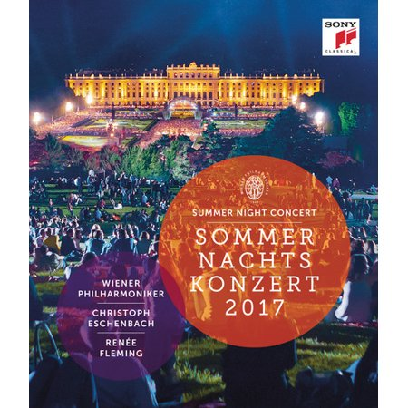 Sommernachtskonzert 2017 / Summer Night Concert 2017 (Blu-ray) - Tool Concert 2017 Halloween