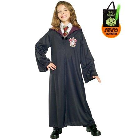 Adult Supercenter (Harry Potter Gryffindor Robe Child Costume Treat Safety)