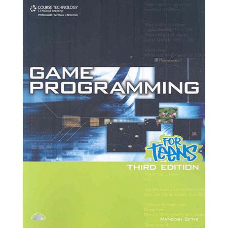 Game Programming For Teens Is 11