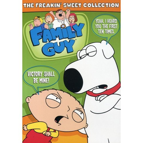 Family Guy: The  Freakin' Sweet Collection - The  Best Of The  Family Guy (Full Frame)