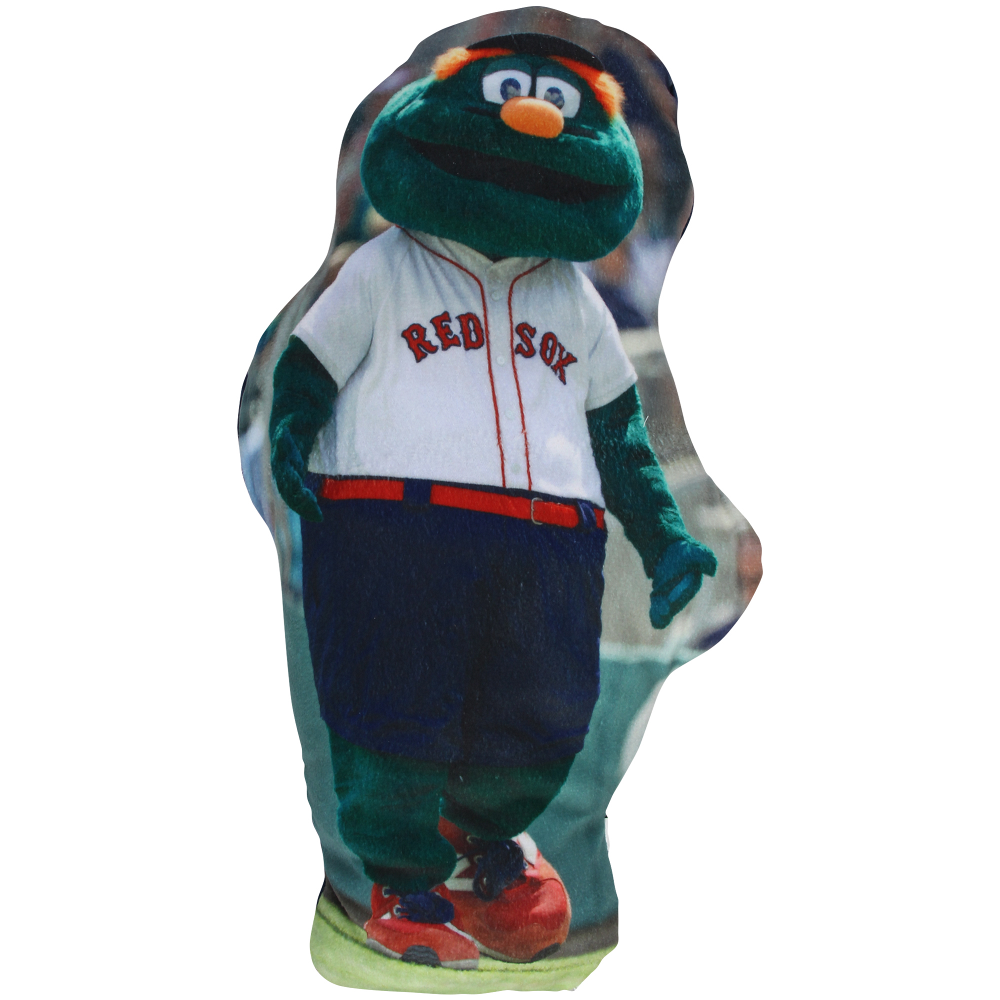 Boston Red Sox Mascot Printed Pillow - No Size