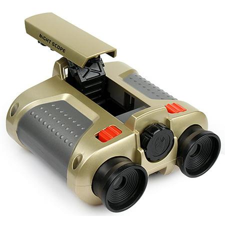 Night Scope Secret Spy Binoculars (For (Best Kids Binoculars)