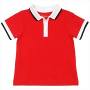 Klever Kids SS13-B76-6 Boys Knit Polo Shirt, 6 Years