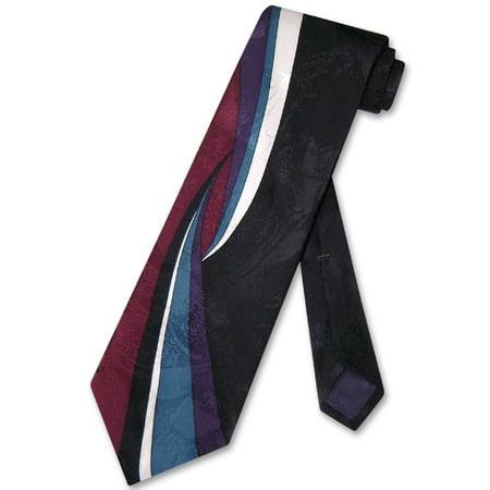 Papillon 100% SILK NeckTie Pattern Design Men's Neck Tie