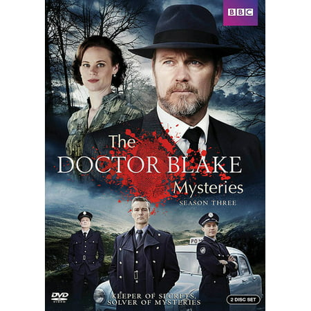 The Doctor Blake Mysteries: Season Three (DVD) ()