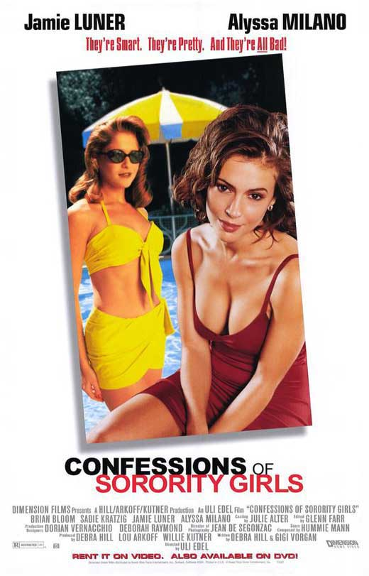 Confessions of Sorority Girls POSTER Movie (27x40) by Pop Culture Graphics