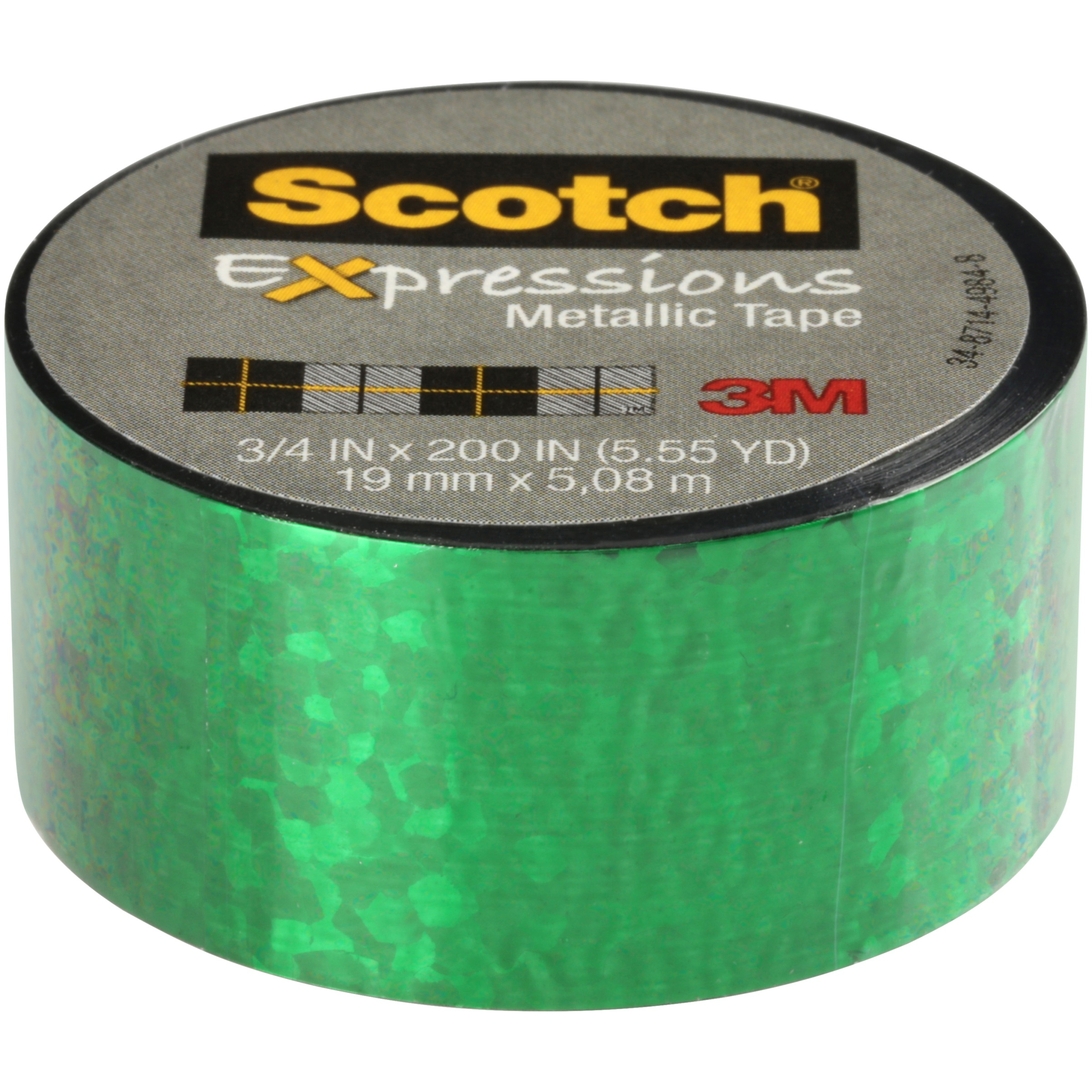 "Scotch® Expressions 3/4"" Metallic Tape"