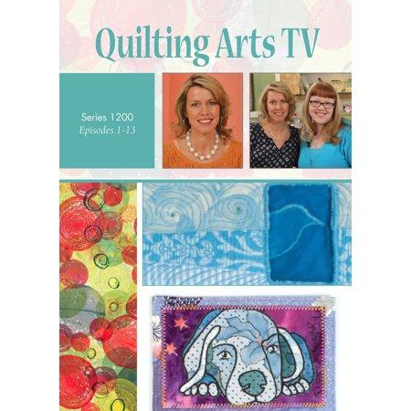 Quilting Arts Tv Series 1200
