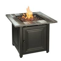 Endless Summer GAD15289ES Alton LP Gas Outdoor Fire Pit