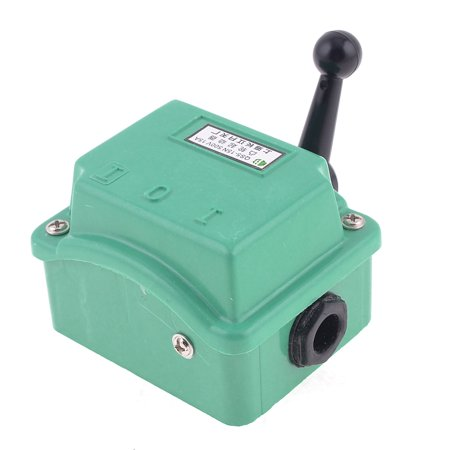 500v 15a 3 phase 3 pole enclosed motor protection starter for 3 phase motor protection