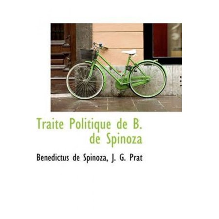Trait Politique de B. de Spinoza - image 1 of 1