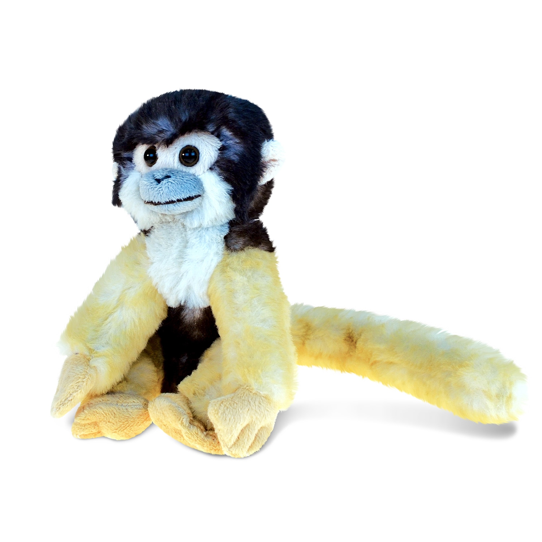 Super Soft Plush Squirrel Monkey Walmart Com