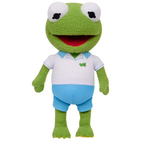 Muppet Babies Bean Plush - Kermit the Frog (Tree Frog Toy)