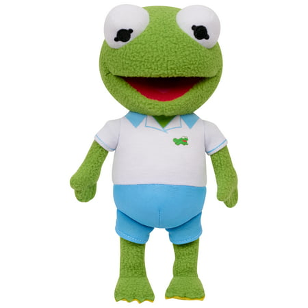 Muppet Babies Bean Plush - Kermit the Frog Plush
