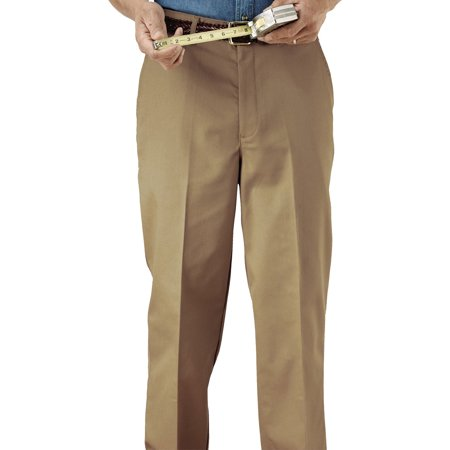 Edwards Garment Men's Moisture Wicking Button Closure Chino Utility Pant
