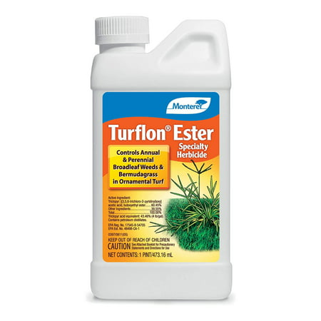 Monterey Lawn and Garden Turflon Ester Herbicide Concentrate for Grass and Weeds
