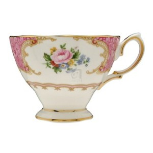LADY CARLYLE - TEACUP 6.5 OZ