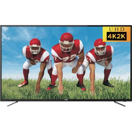 "RCA 65"" Class 4K (2160P) LED TV (RTU6549) $419.99 w/free 2 day shipping"