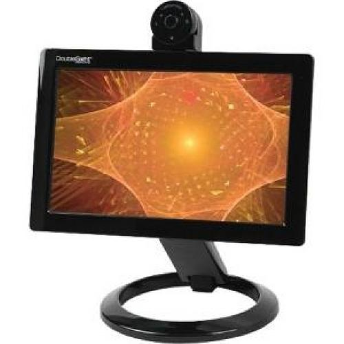 "DoubleSight 10"" LCD Touchscreen Monitor - 16 ms DS-10UT"