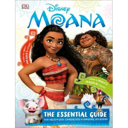 Moana  The Essential Guide