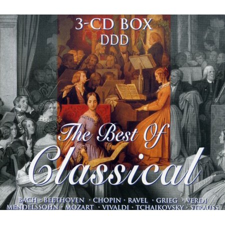 Best of Classical / Various (CD)