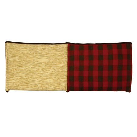 Trend Lab Northwoods Crib Bumpers Red Tan Walmart Canada
