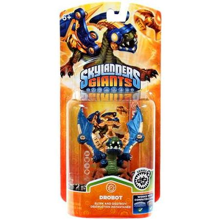 Skylanders Giants: Drobot (Series 2) (Universal) - Skylander Magna Charge