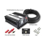 Thor TH1500 KIT2 TH001 Remote With 10 ft. of 1-0 Cable With 150 Amplifier Fuse