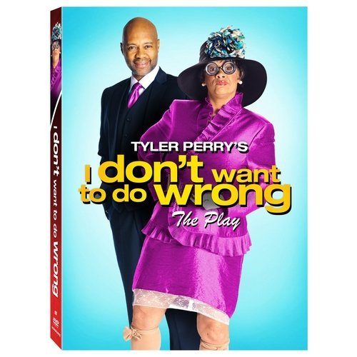 Tyler Perry's I Don't Want To Do Wrong - The Play (With INSTAWATCH) (Widescreen)