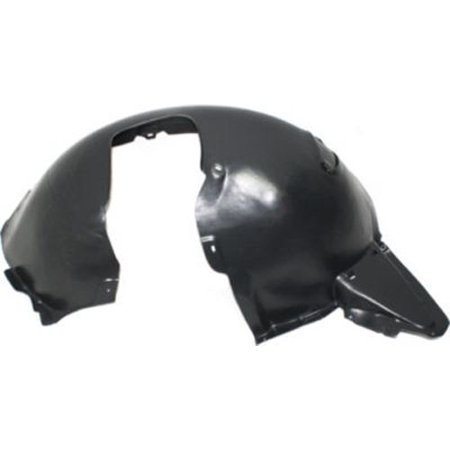 Parts N Go 2012-2015 Volkswagen Passat Fender Liner Driver Side LH Splash Guard - VW1248123, 561805911B9B9