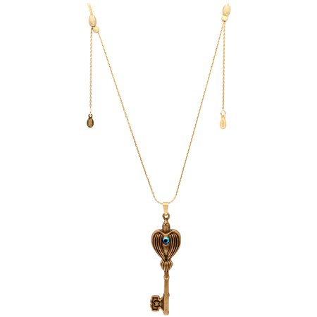 Alex And Ani Raven Key Pendant Rafaelian Gold Finish Necklace A16EN33RG ()