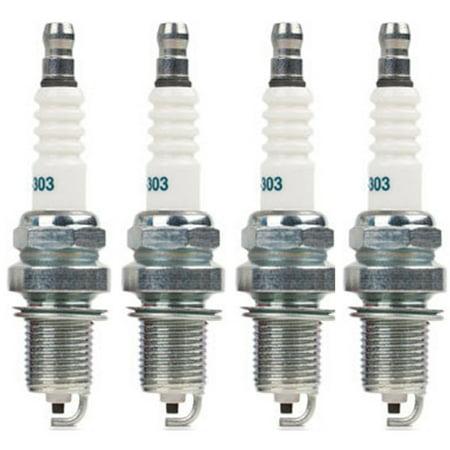 Ngk Spark Plug Pack - Oregon 77-312-1-4PK Spark Plug (4 Pack) Replaces Champion RN9YC NGK BPR6ES