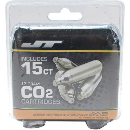 JT 12gram CO2 Cartridges -