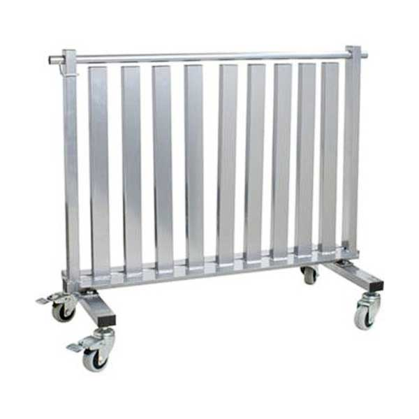 CanDo Dumbbell Mobile Studio Rack 1100 lb Capacity by Fabrication Enterprises Inc.
