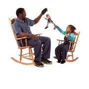 Whitney Bros WB5533 Children's Rocking Chair Import