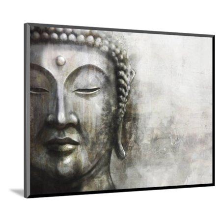 Peaceful Mind 1 Wood Mounted Print Wall Art By Ken Roko - Art Minds Wood