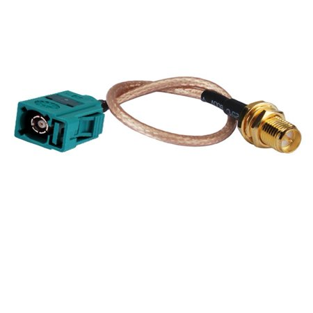 1ft Rf Coaxial Cable Connector Fakra
