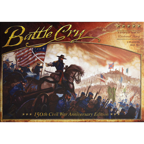 Wizards of the Coast Battle Cry Game