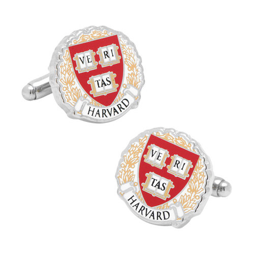 Men's Cufflinks Inc Harvard University Cufflinks