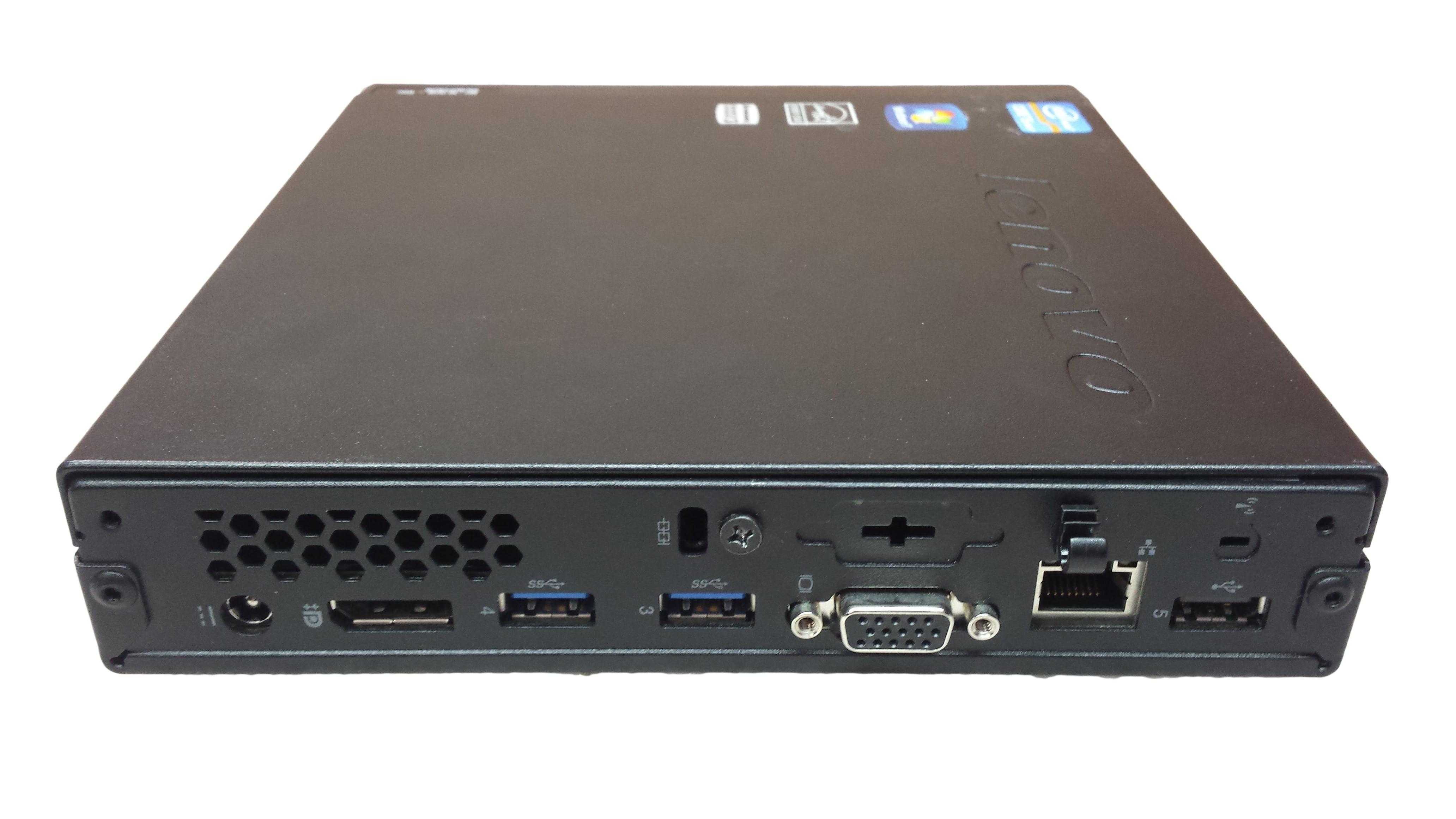 Lenovo 3238 B5U ThinkCentre M92p Intel Core i5-3470T 2 9GHz Desktop AIO