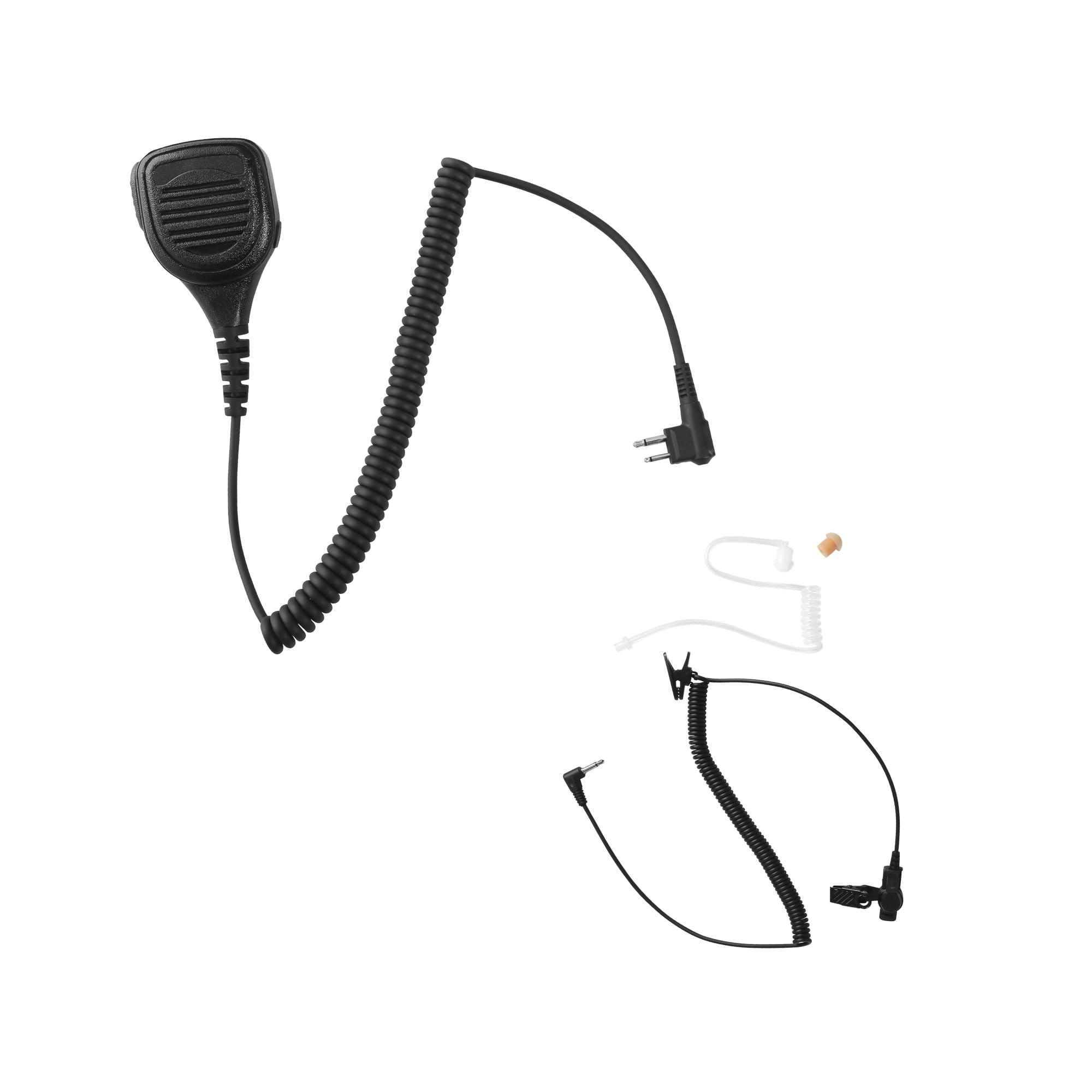 High Quality Speaker Microphone PTT for Connect Systems Inc CS1000 CS2000 CS3000