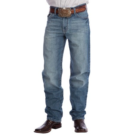Cinch Apparel Mens  Black Label 2 0 Medium Stonewash Jeans