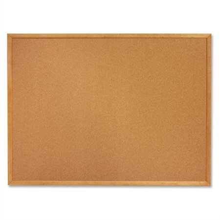 Skilcraft cork cubicle bulletin bord 24 x14 aluminum Cubicle bulletin board ideas